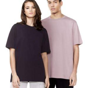 Unisex Oversized Heavy Jersey T-shirt