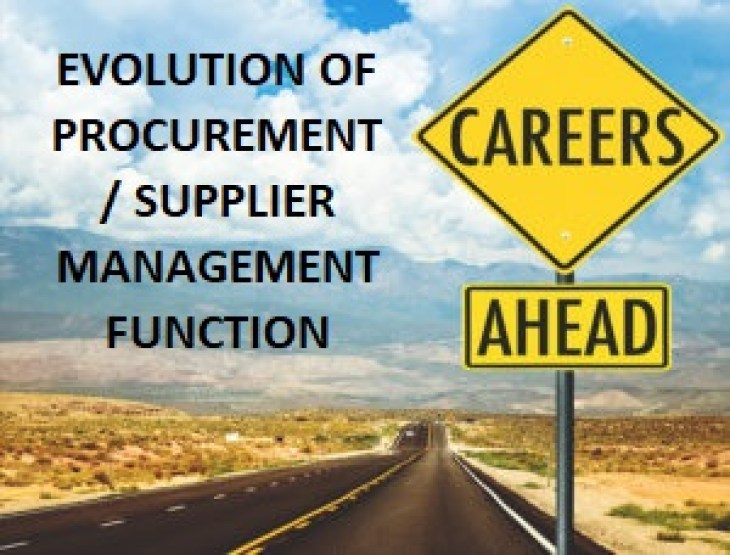 Procurement or Supplier Management
