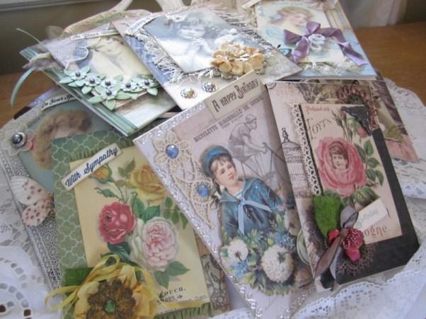 Vintage Greeting Card Pack