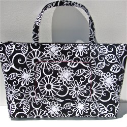 Large Quilted Tote