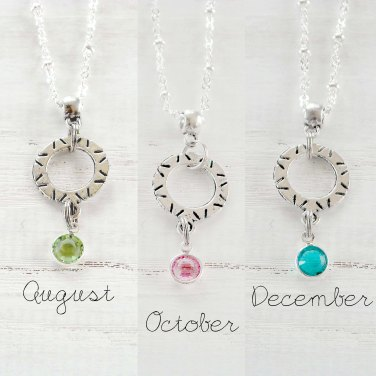 Forever Yours Birthstones
