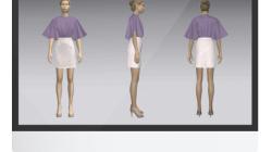 Clo 3-D virtual design software for