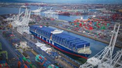 US Cargo Imports Increase Potential Trade