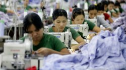 Myanmar Approves 33% Wage Hike Garment