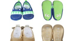 Rosie Pope Introduces Baby Shoe and