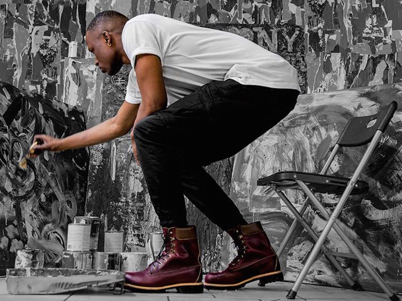 Timberland's New Boot is All American