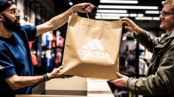 Adidas Eliminates Plastic Shopping Bags from