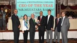 Archroma Pakistan Wins Employer & CEO