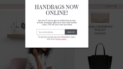 Ivanka Trump Brand Launches Direct--Consumer Handbags