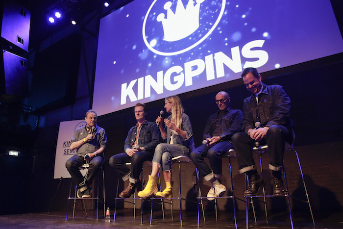 KINGPINS AMSTERDAM APRIL 2016