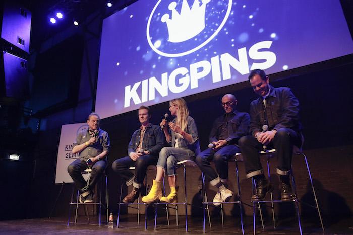 KINGPINS AMSTERDAM APRIL 2016
