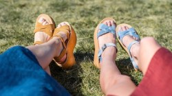 Kork-Ease Relaunches Iconic '70s Platform with