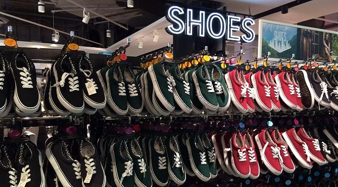 Primark Woos Boston with $8 Sneakers
