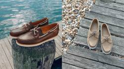Platinum Power: Sebago Turns 70 Style