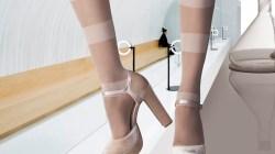 Legwear Trends Autumn/Winter 2018-19 Combine Fashion
