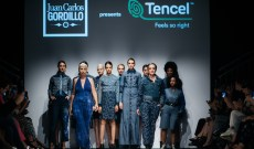 Tencel Hits the Runway at Vienna Fashion Week