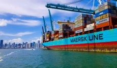Maersk Passing on Compliance Costs With Higher Freight Rates