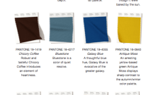 Pantone's London Fashion Week Color Story Channels Luxurious, Natural Shades