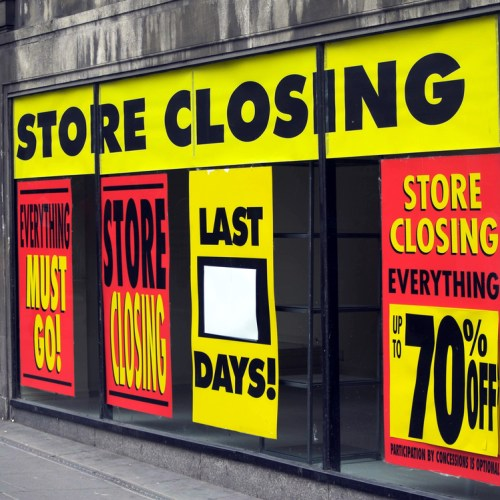 Which Retailers are Closing Stores in