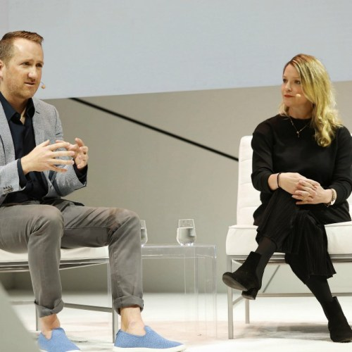 fashion tech forum for days allbirds