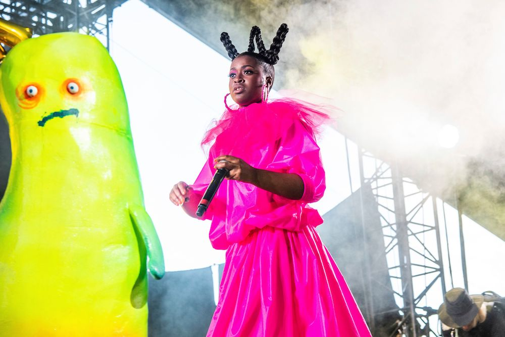 Tierra Whack at Coachella
