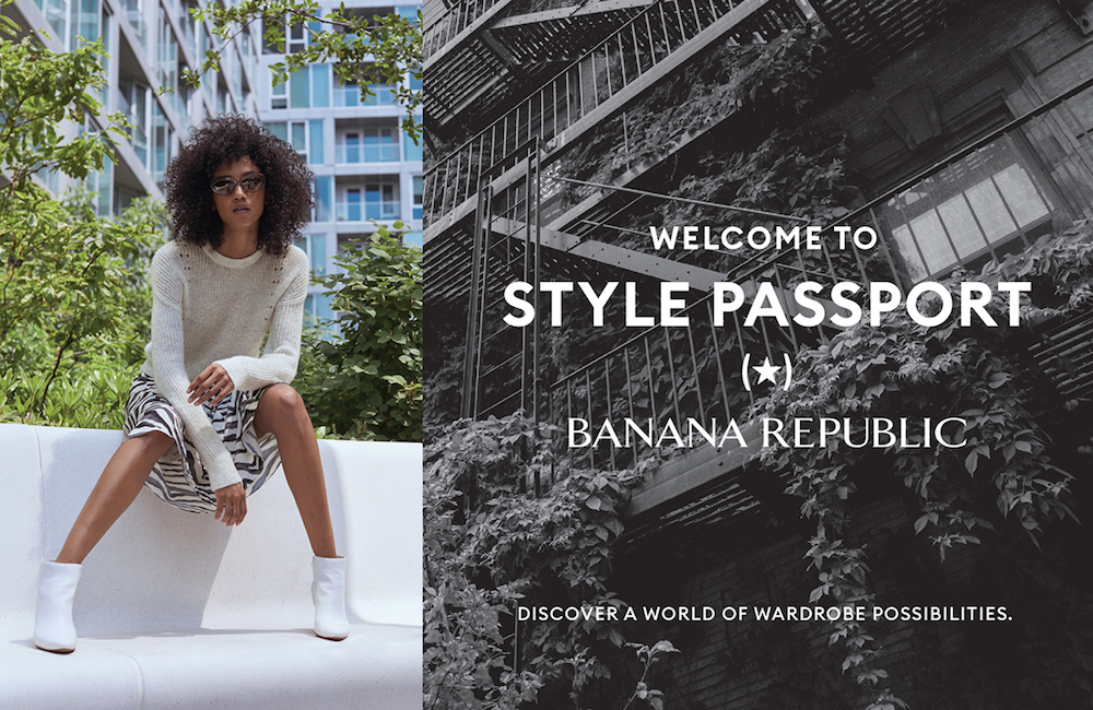Campaign for Style Passport