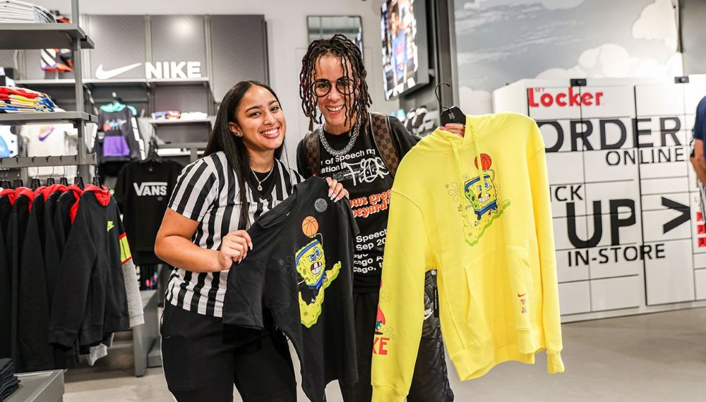 "Nike Direct president Heidi O'Neill said Amazon didn't offer a ""premium"" experience but an athletic retailer like Foot Locker does."