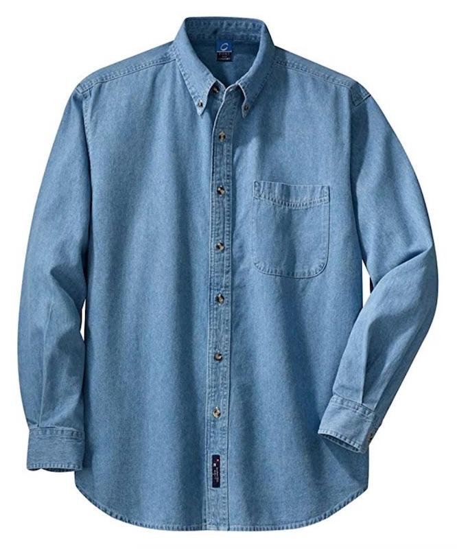 Port and Company shirt