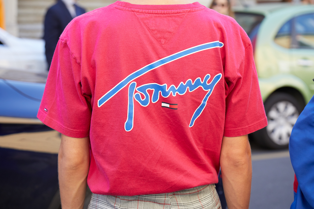 Tommy Hilfiger Will Switch to 100% 3D Apparel Design