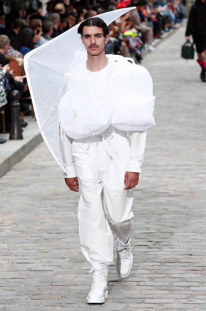 Space age fashion on tap to be a big 2020 trend.