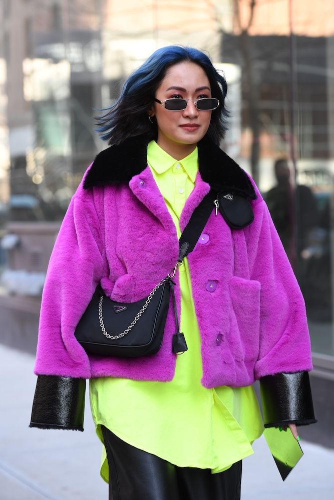 Vibrant colors are a must-have for Spring/Summer 2021.