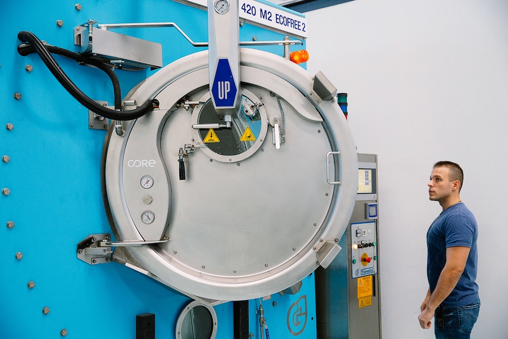 Denim finishing company Tonello launched a web series of short videos educating consumers on its water and energy saving technologies.