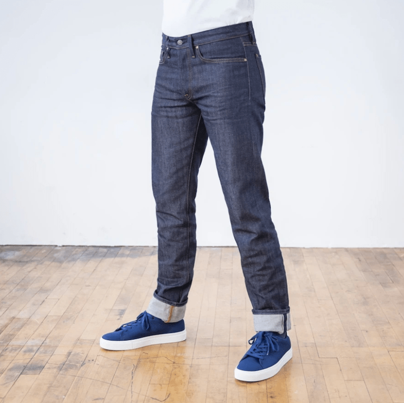 Here are some of the most sustainable denim brands for men, including those that use production methods with minimal water and energy usage.