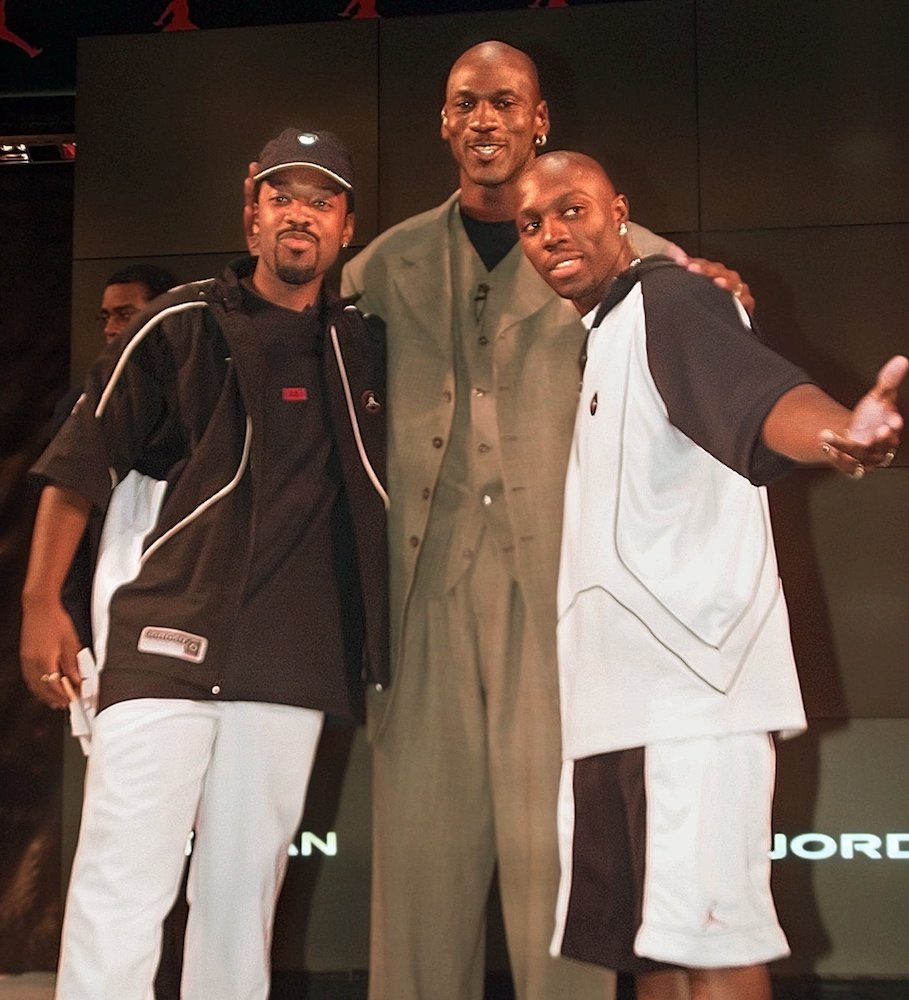 """""""The Last Dance"""" is driving fashion brands and consumers to emulate Michael Jordan's loose '90s fits, according to Edited."""