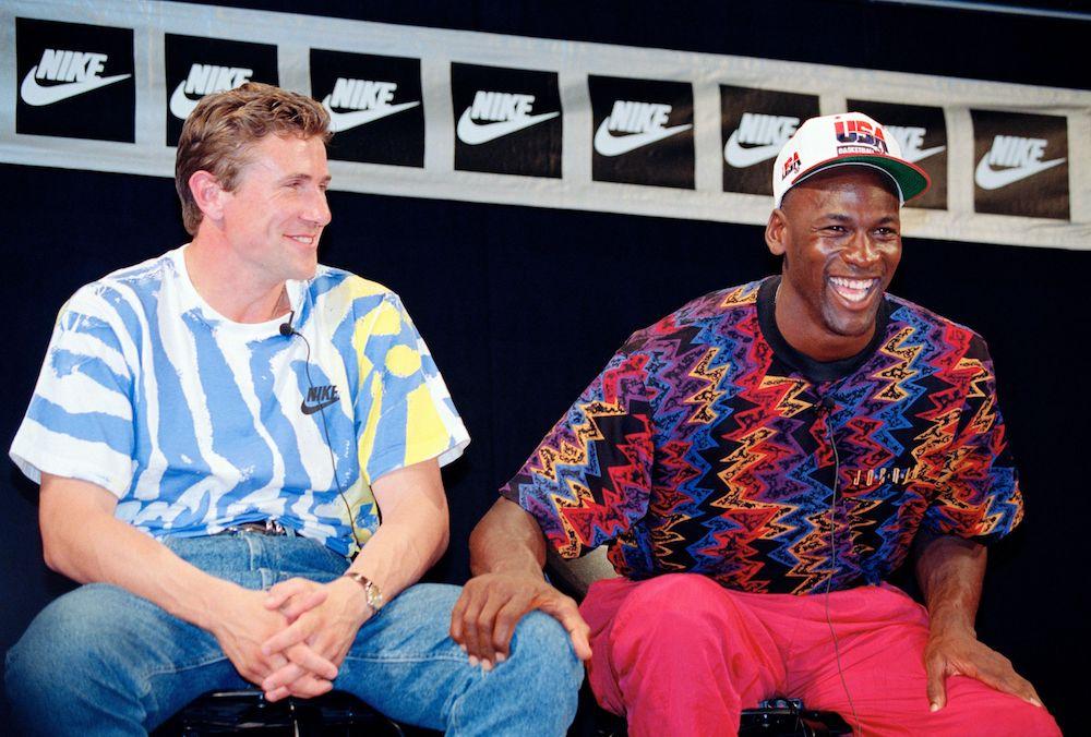 How Michael Jordan Became Men's Biggest