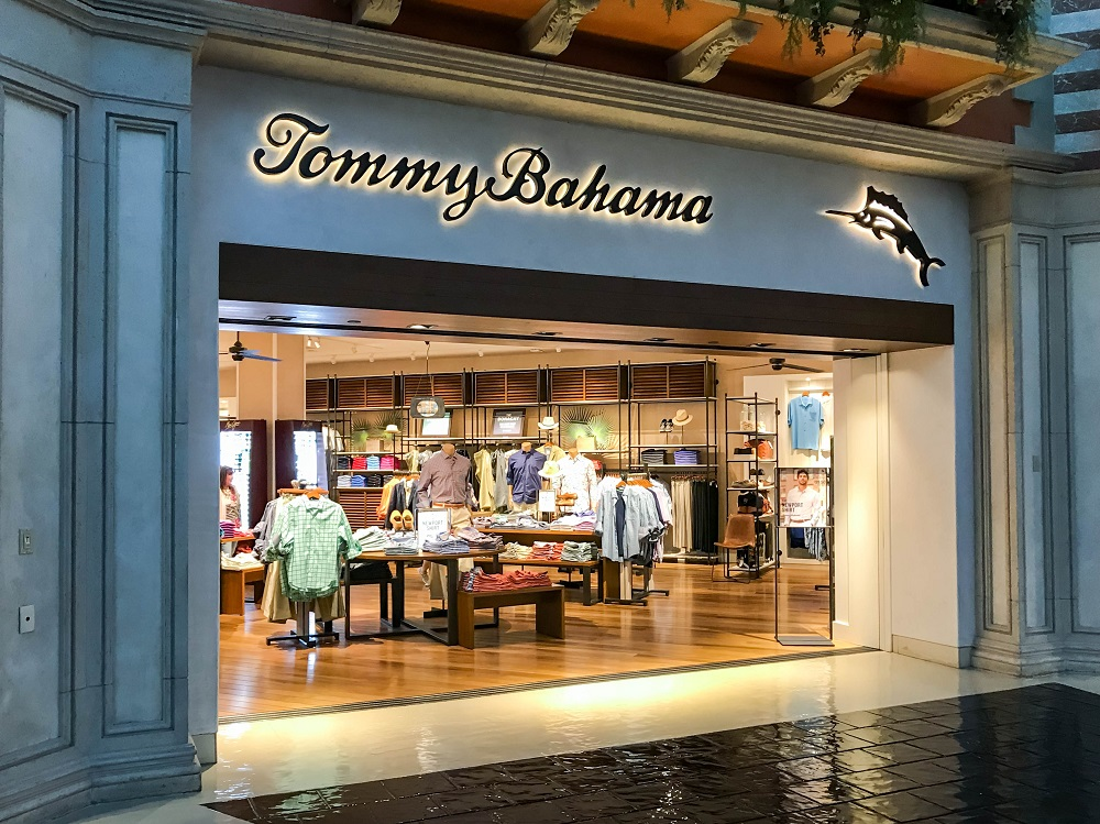 tommy bahama owner