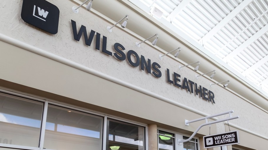G-III is closing its Wilsons Leather