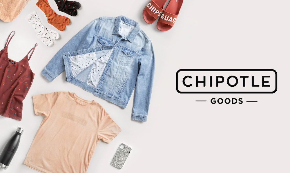 Chipotle Mexican Grill announced Monday it is launching a responsibly sourced line of Chipotle Goods.