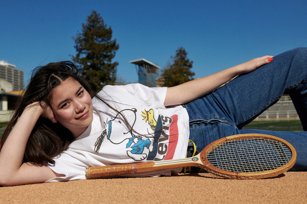 Levi's Teams with Peanuts for a Sports-Themed Summer Collection