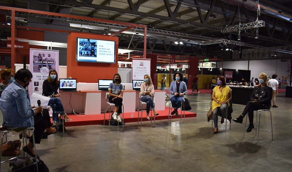 Denim mills, trim suppliers and influential women in the denim industry gather at Fabric Days in Germany and Milan Unica in Italy.