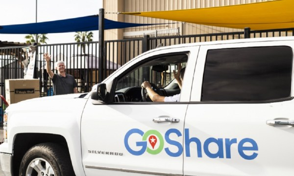 Last-mile delivery and logistics-on-demand company GoShare has expanded its range to New York City and the surrounding metropolitan area.