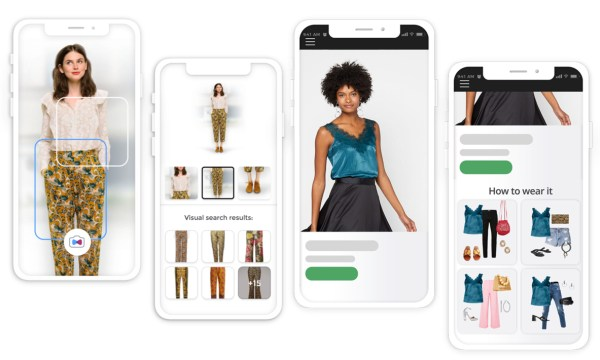 Syte is looking to fill today's need for improved visual search as more shoppers shift online for their apparel and footwear needs.