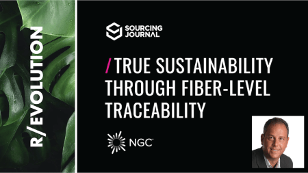 Fashion brands have dipped their toes into fiber-level traceability, but this moment calls for them to dive in, says NGC's Marc Burstein.