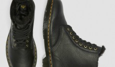 New Dr. Martens Shoes Keep Wearers Warm, Safe From Slips