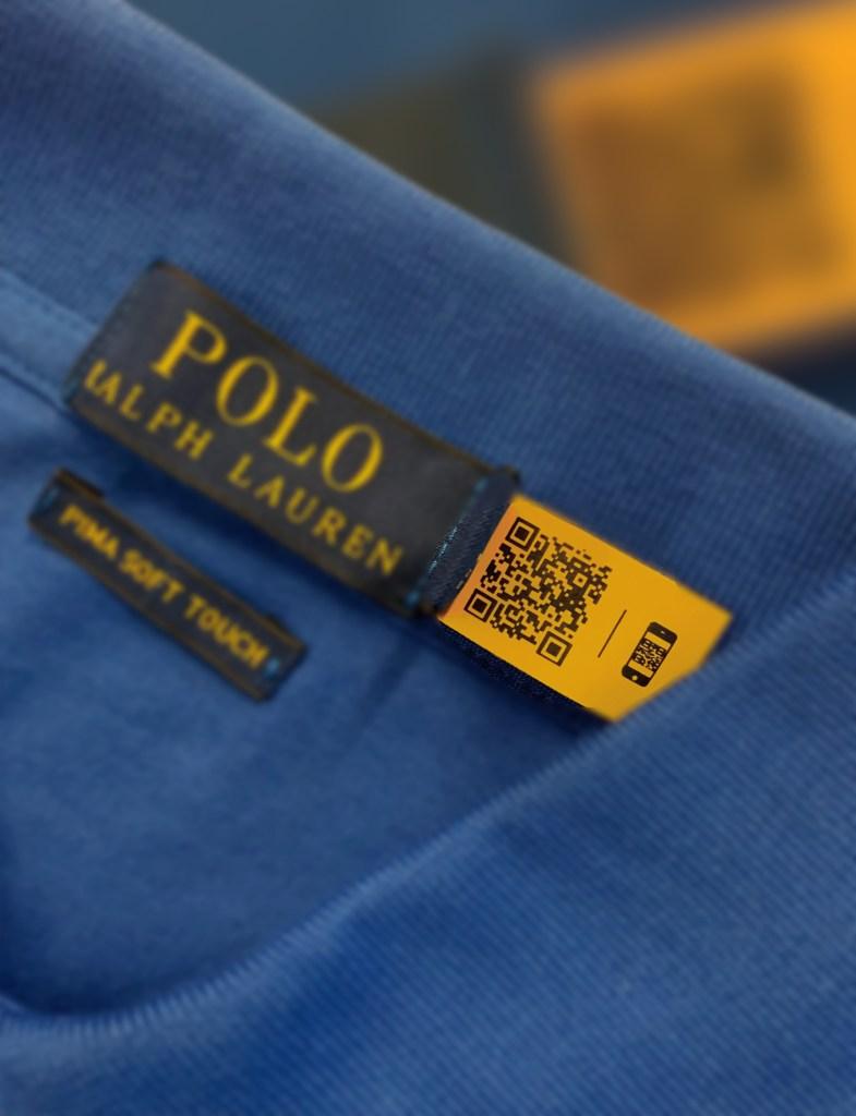 Polo Ralph Lauren scan