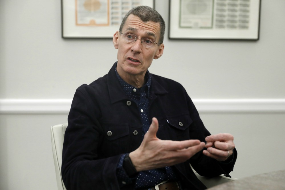 Levi's CEO Chip Bergh: How Denim Giant is 'Building for the Future'