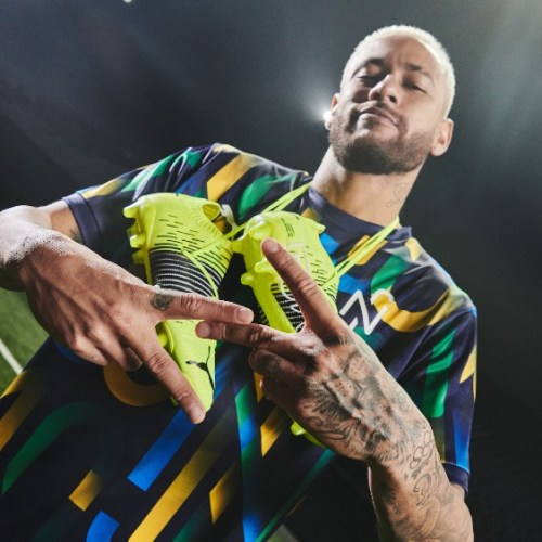 The Future Z 1.1 is the second entry from Puma's partnership with soccer star Neymar