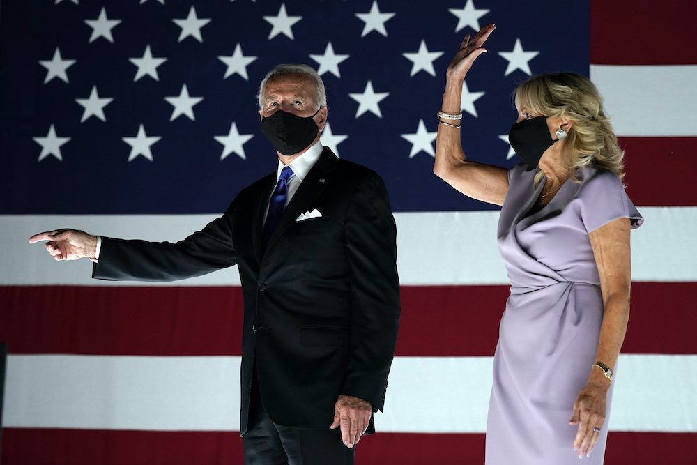 The meaning behind fashion carries weight and nowhere is that more evident than on the Inauguration Day stage.