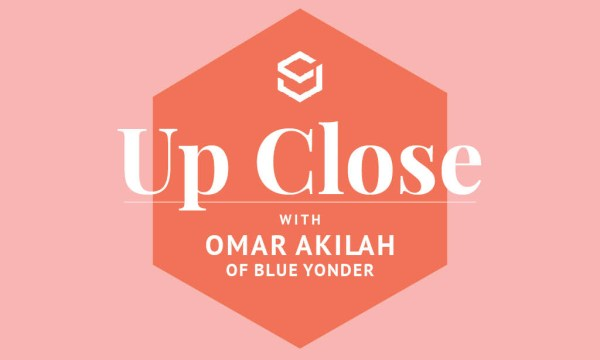 Blue Yonder's Omar Akilah explains why apparel should keep an eye on CPG players and the importance of being customer centric.