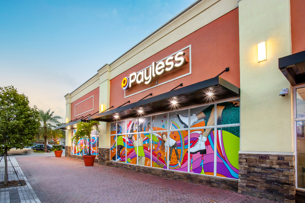 Payless' Tech-Driven Brick-and-Mortar Revival Kicks Off in Miami